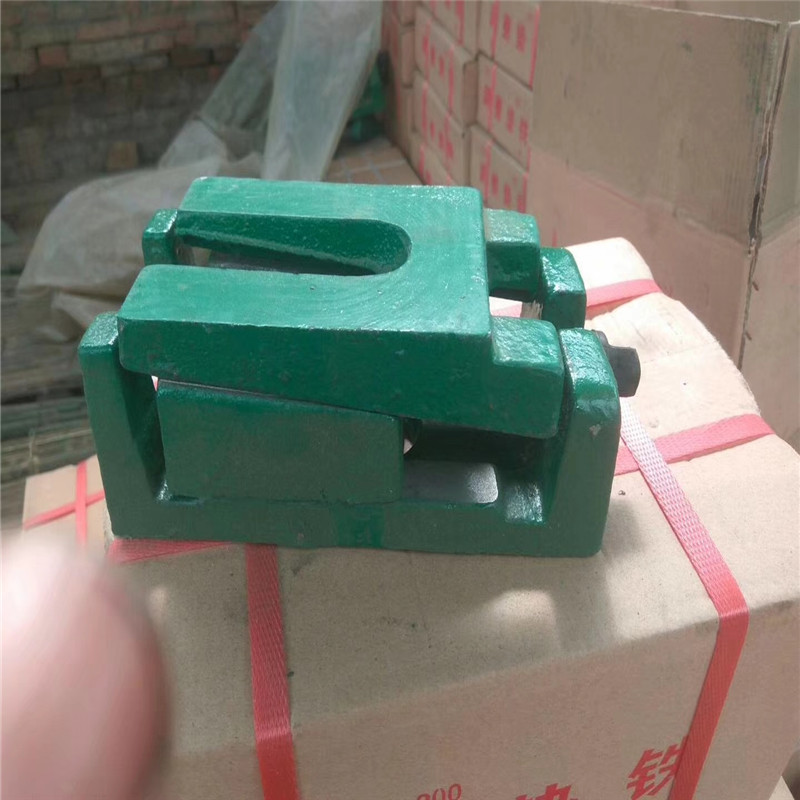 河北佳鑫厂家直销S83机床垫铁 可调垫铁 二层机床垫铁 调整垫铁价格示例图7