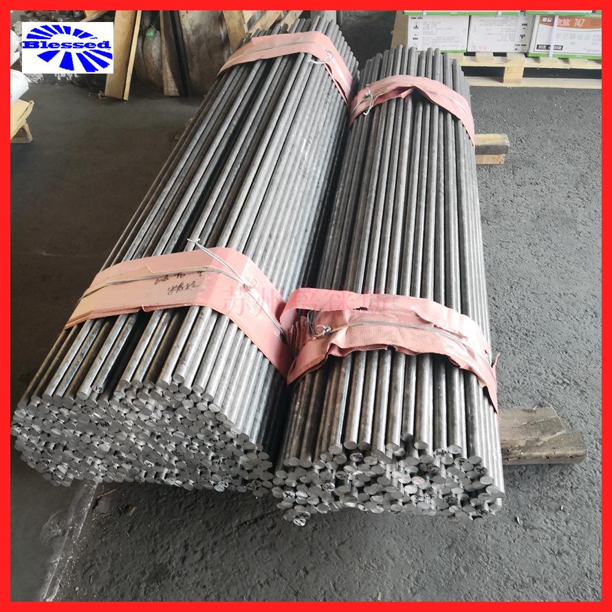 现货6061大口径厚壁铝管 铝合金圆管 锻造6061无缝铝管示例图41