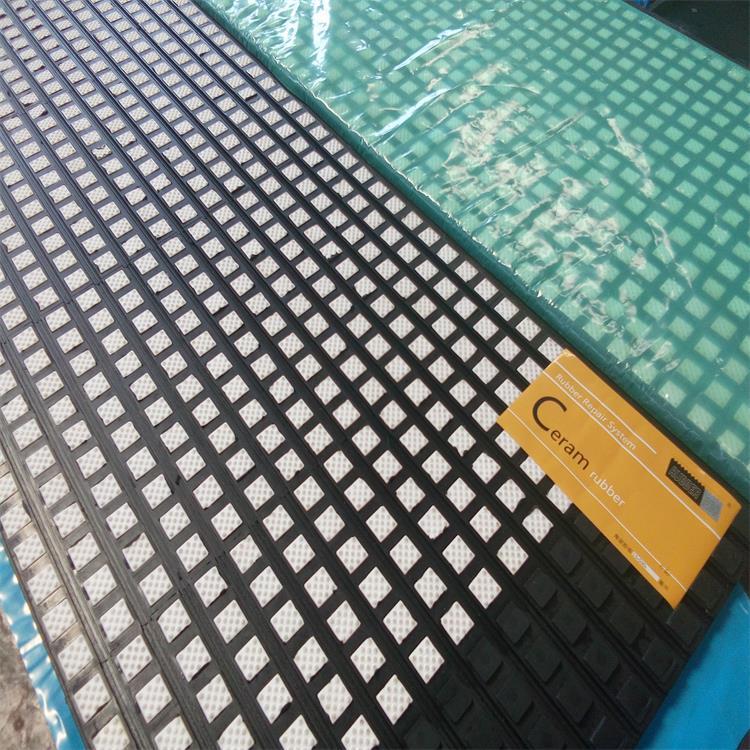 滚筒包胶胶板 陶瓷橡胶板生产厂家示例图5