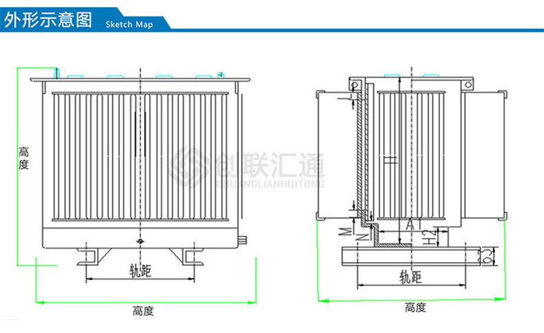 S11- MRD地埋式变压器现货 50kva地埋式变压器安全高效-创联汇通示例图4