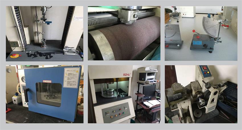 贵州滚筒包胶陶瓷胶板生产厂家  无需打磨陶瓷胶板示例图12