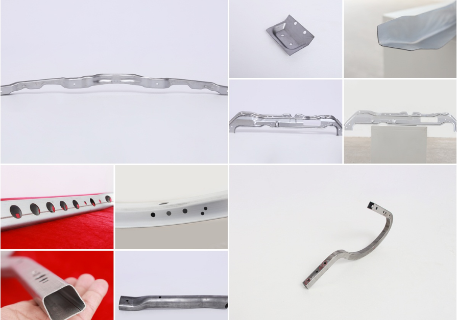 斯塔克机器人 光纤机器人切割机 三维激光切割示例图8