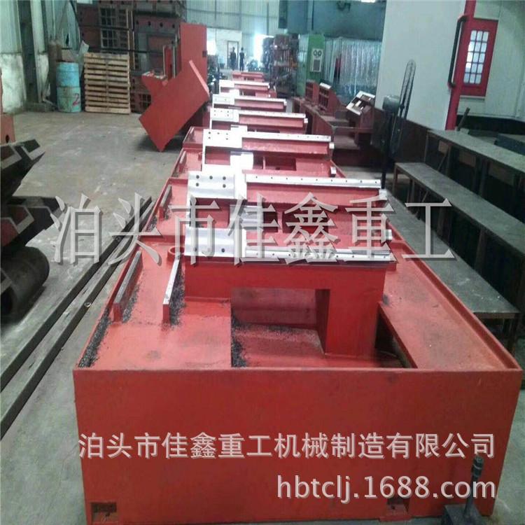 大型树脂砂铸件 河北佳鑫铸造厂家  机床铸造铸件示例图4