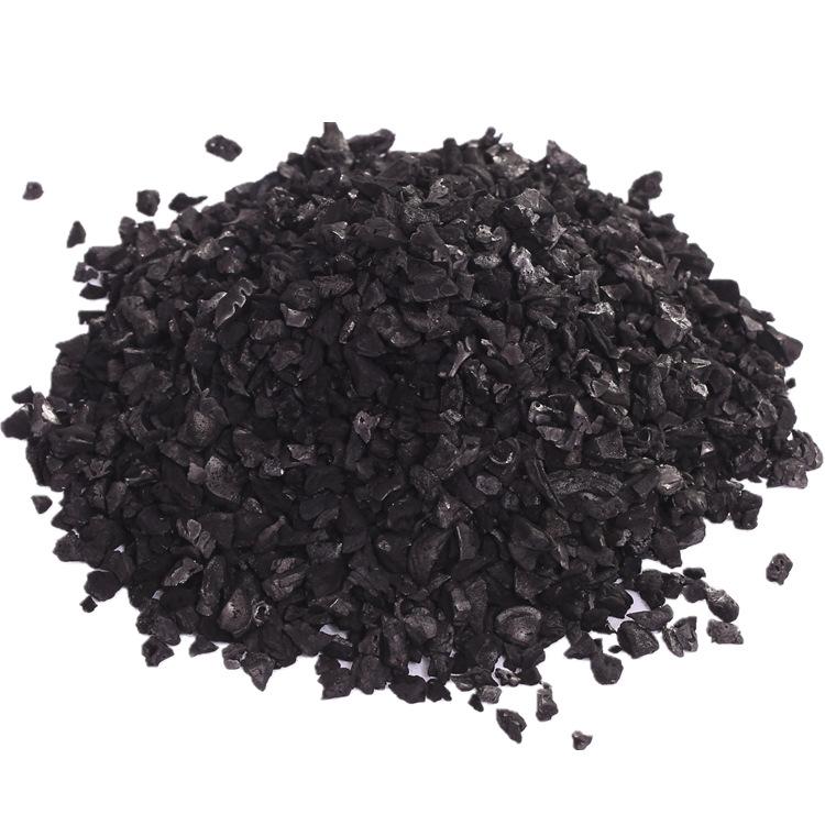 昌奇工业气体过滤用污水处理用果壳活性炭高吸附活性炭活性炭厂家供应示例图4