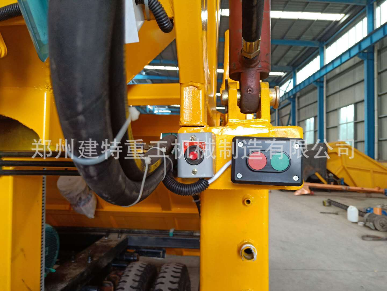 广西地区厂家直销自动上料喷浆车  混凝土喷浆车  喷浆机组示例图6