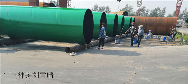 实体厂家 专业生产14年厚壁螺旋钢管厂家示例图12