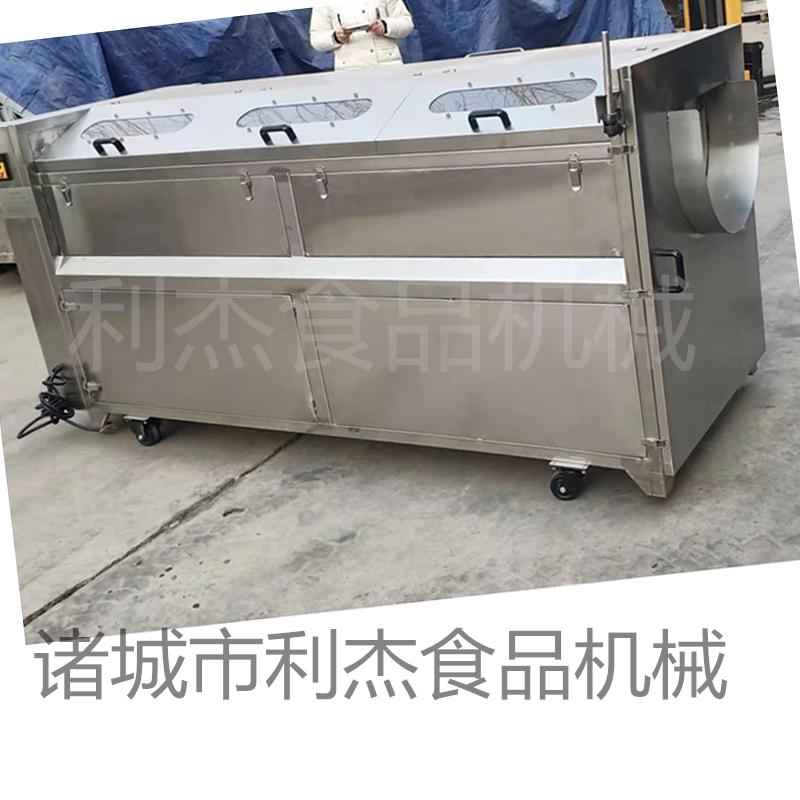 利杰LJ-1200 魔芋清洗去皮机土豆磨皮机清洗机生产厂家不锈钢磨皮机清洗设备示例图3
