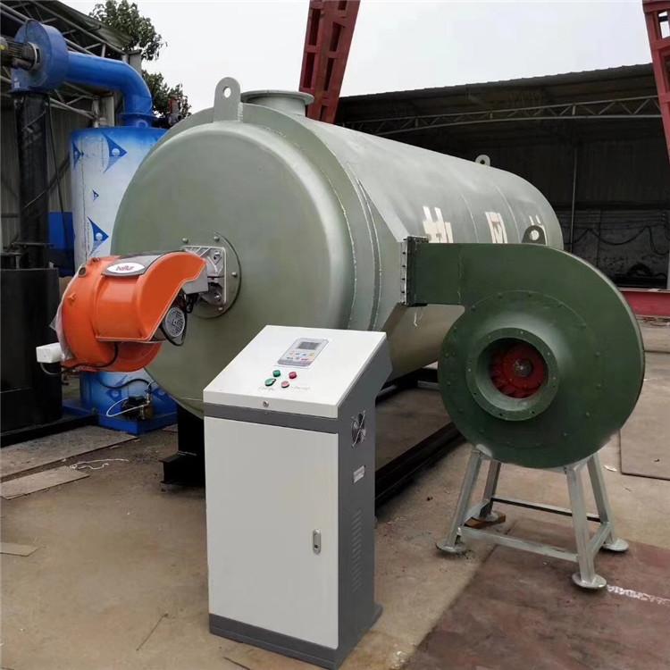 三台燃气蒸汽锅炉成本多少钱/3台4吨的燃气锅炉价格示例图13