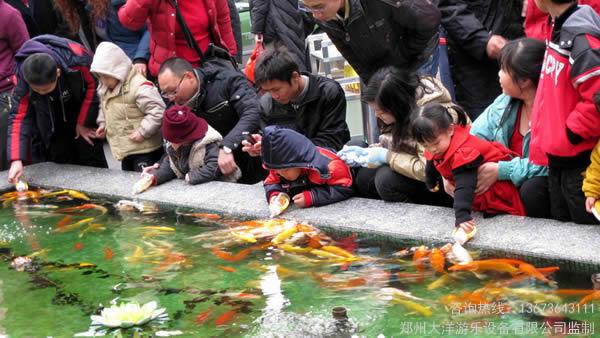 河南 郑州2020 吃奶鱼 游乐设施  儿童吃奶鱼设施厂家 批发价格示例图16
