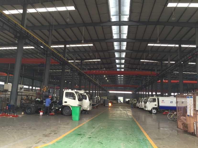 国六福田祥菱冷藏车 3米1货厢冷藏车 小型冷藏保温车 厢式货车示例图15