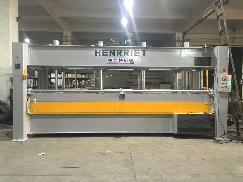 亨力特HLT3248-120T聚氨酯發泡層壓機,熱壓機尺寸非標可以定制示例圖2