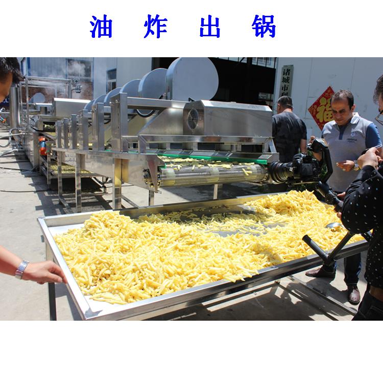 利杰LJ薯片生產線  薯片加工設備 薯片機  薯片生產設備  薯片油炸生產線薯片薯條加工設備薯條薯片生產線全304不銹剛示例圖8