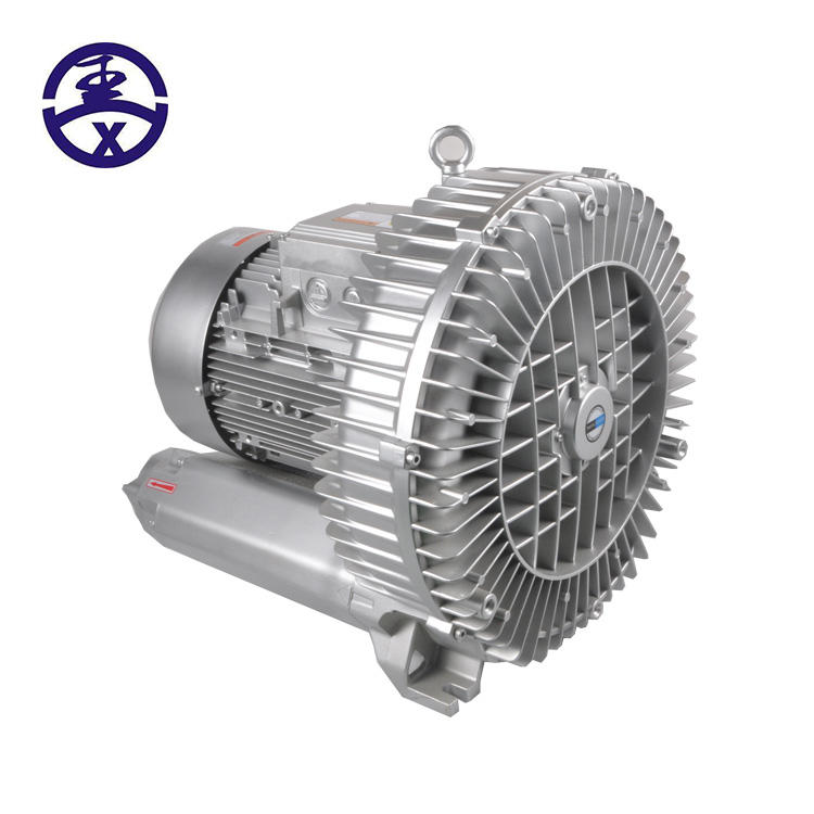 高压鼓风机 高压漩涡风机 高压旋涡气泵 涡流式真空泵 防爆高压鼓风机 变频防爆漩涡风机大量现货全风品牌示例图1