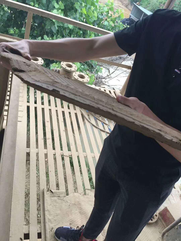 钻孔灌注桩泥浆处理设备板框压滤机示例图3