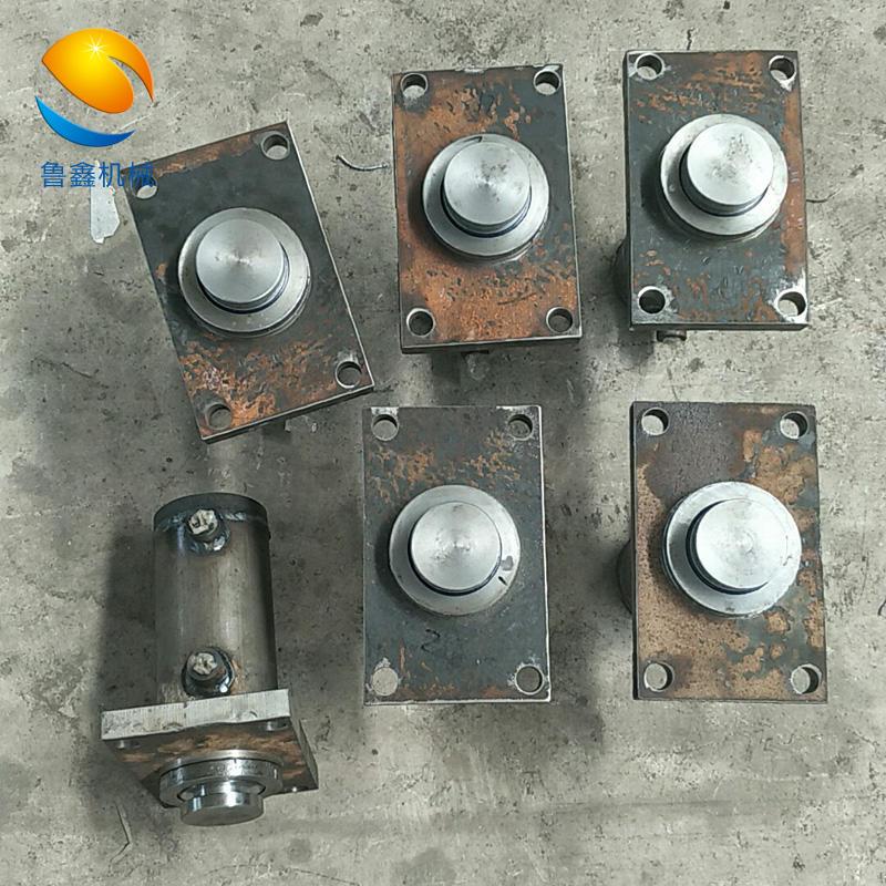 环保工程车辆液压油缸厂家定做批发 80/65-300 济南鲁鑫示例图15