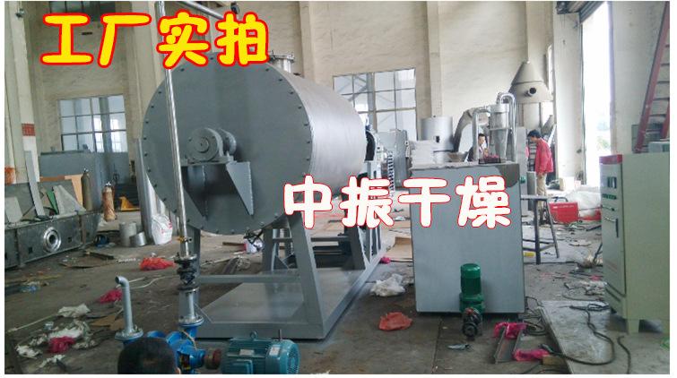 新款真空耙式干燥机 搅拌低温真空干燥设备 间硝基甲苯专用干燥机示例图13