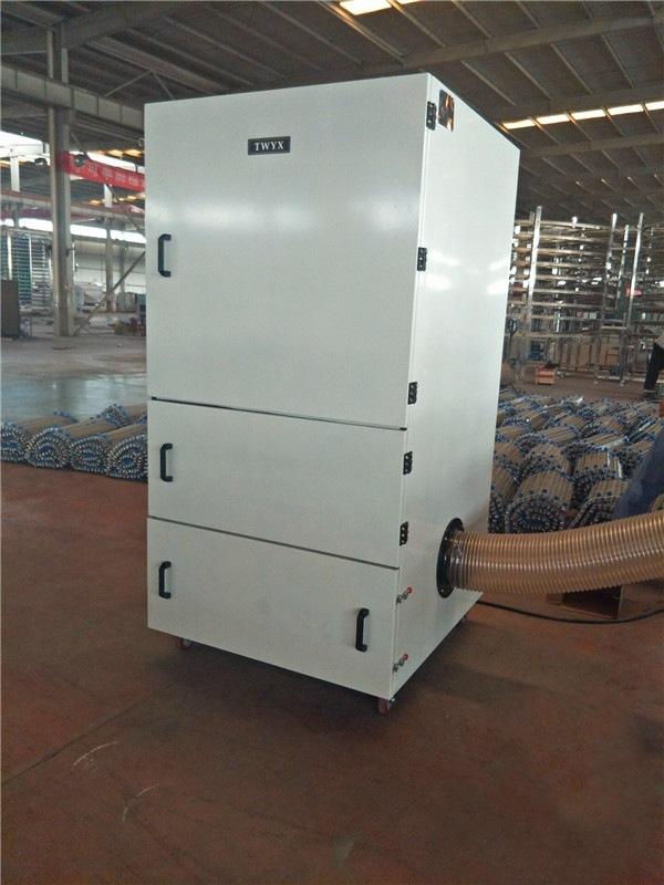 磨床粉尘吸尘器 车间机械设备工业集尘器 烟雾除尘器示例图25