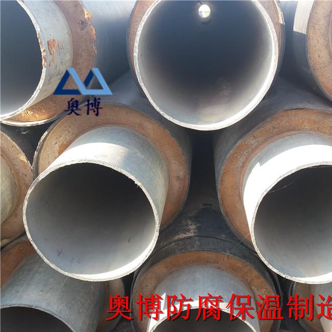专业生产 保温钢管 聚乙烯聚氨酯保温钢管 批发 预制直埋保温钢管示例图9
