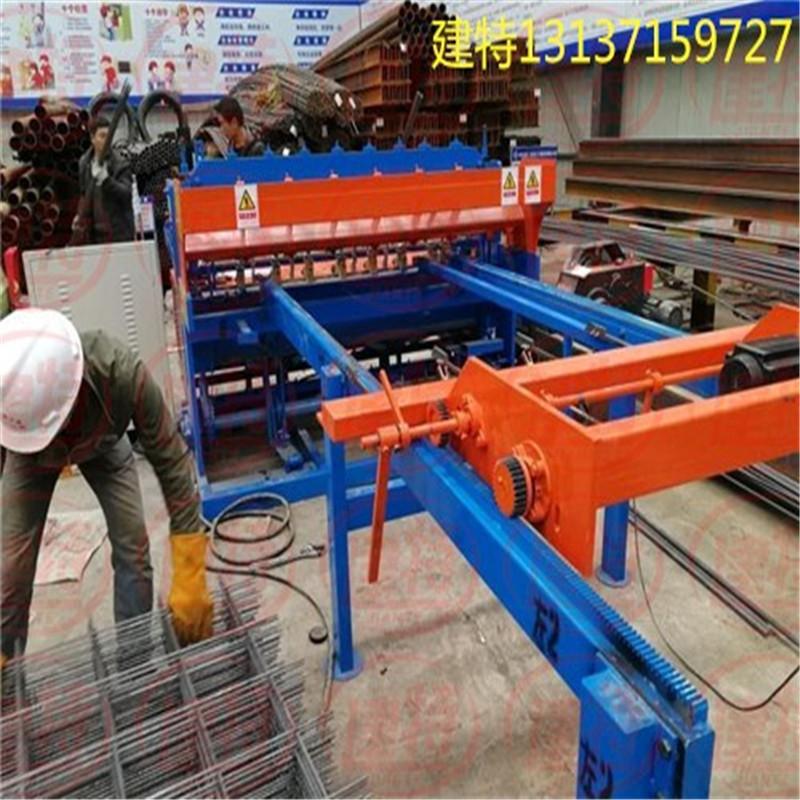 隧道边坡网片焊机厂家直销全程服务示例图2