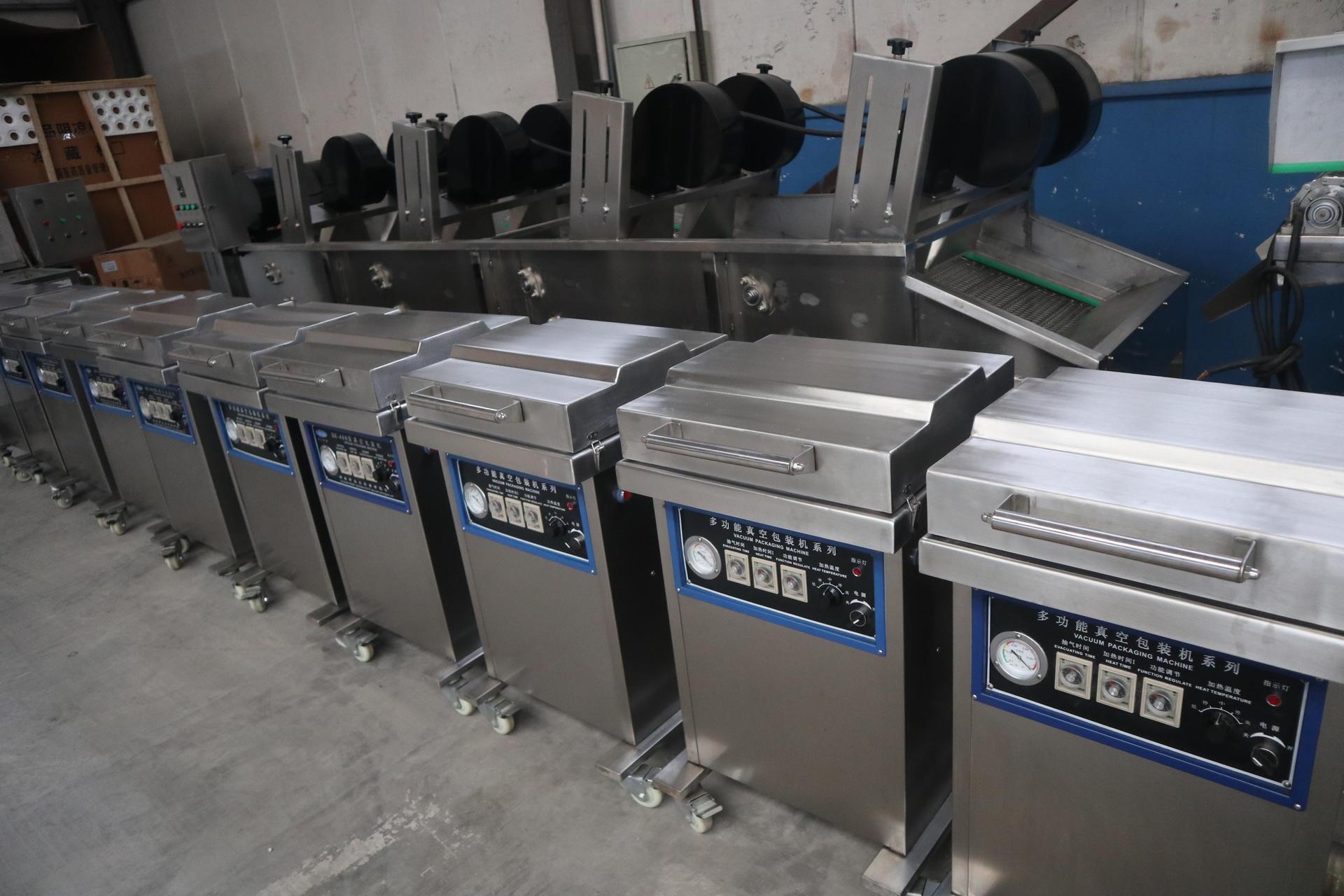 牛肉干加工生产线    牛肉干设备全套生产线介绍    四川牛肉干加工生产线厂家示例图15