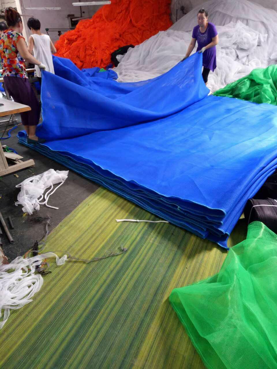 塑料防风抑尘网,塑料防风抑尘墙,塑料编织防风抑尘网,港口塑料挡风抑尘墙定做示例图16