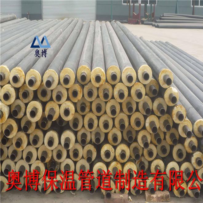 现货供应 聚乙烯夹克管 高密度聚乙烯夹克管 保温管外护管厂家示例图1
