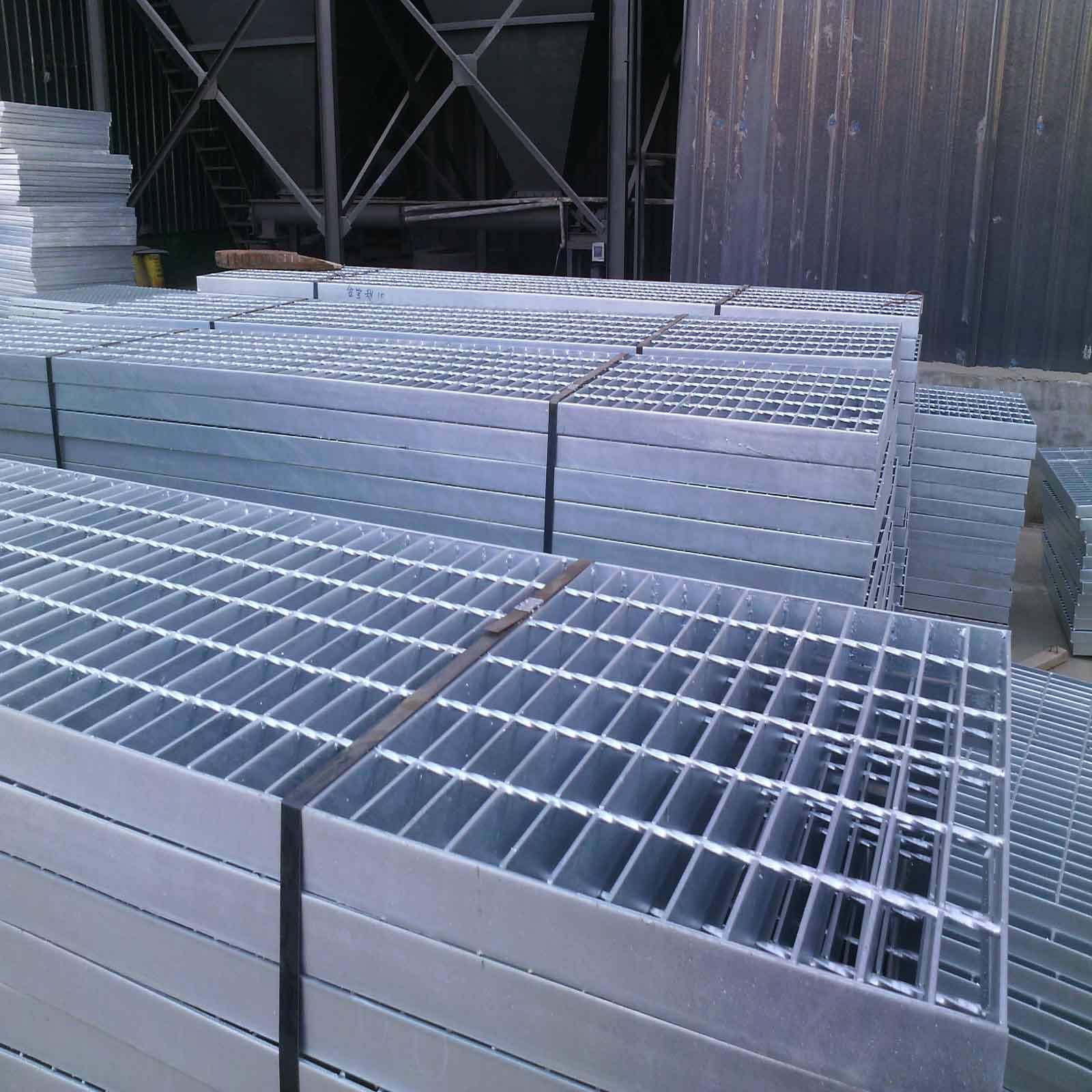 【钢格栅】长春镀锌钢格栅板A钢格板厂家直销价 奥津丝网示例图1