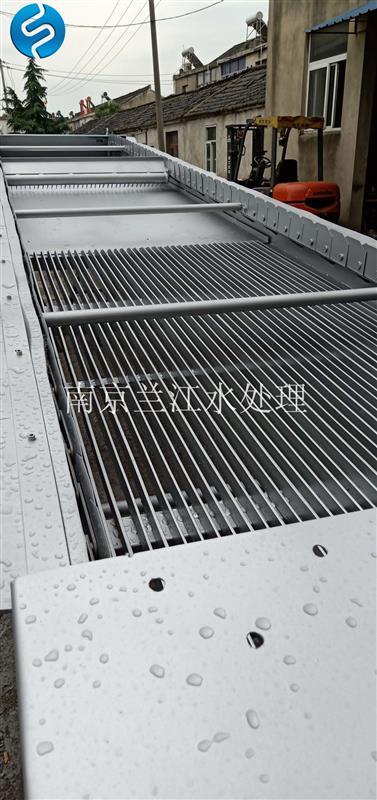 南京兰江GSHP反捞式耙式格栅示例图5