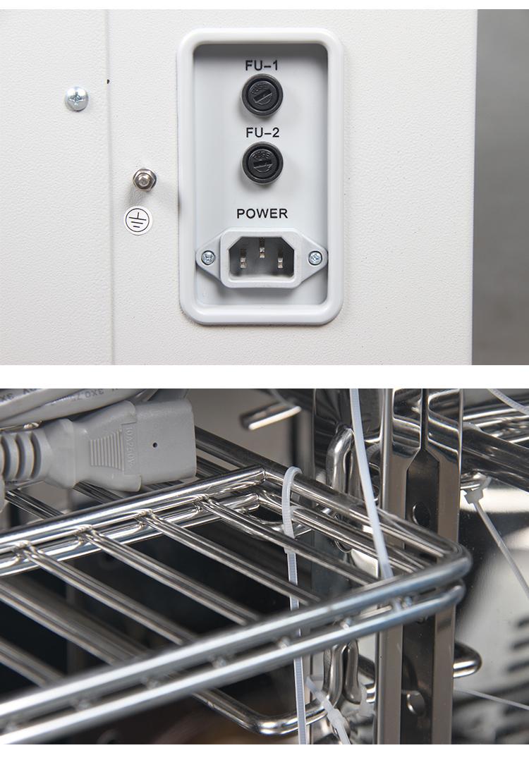 上海泓冠 DHG-9023A 实验室鼓风干燥箱  烘箱 干燥箱 恒温干燥箱示例图6