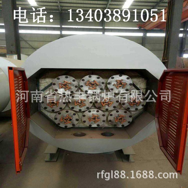 天津市2吨燃油热水锅炉厂家直销/专业承接燃油蒸汽锅炉安装示例图10