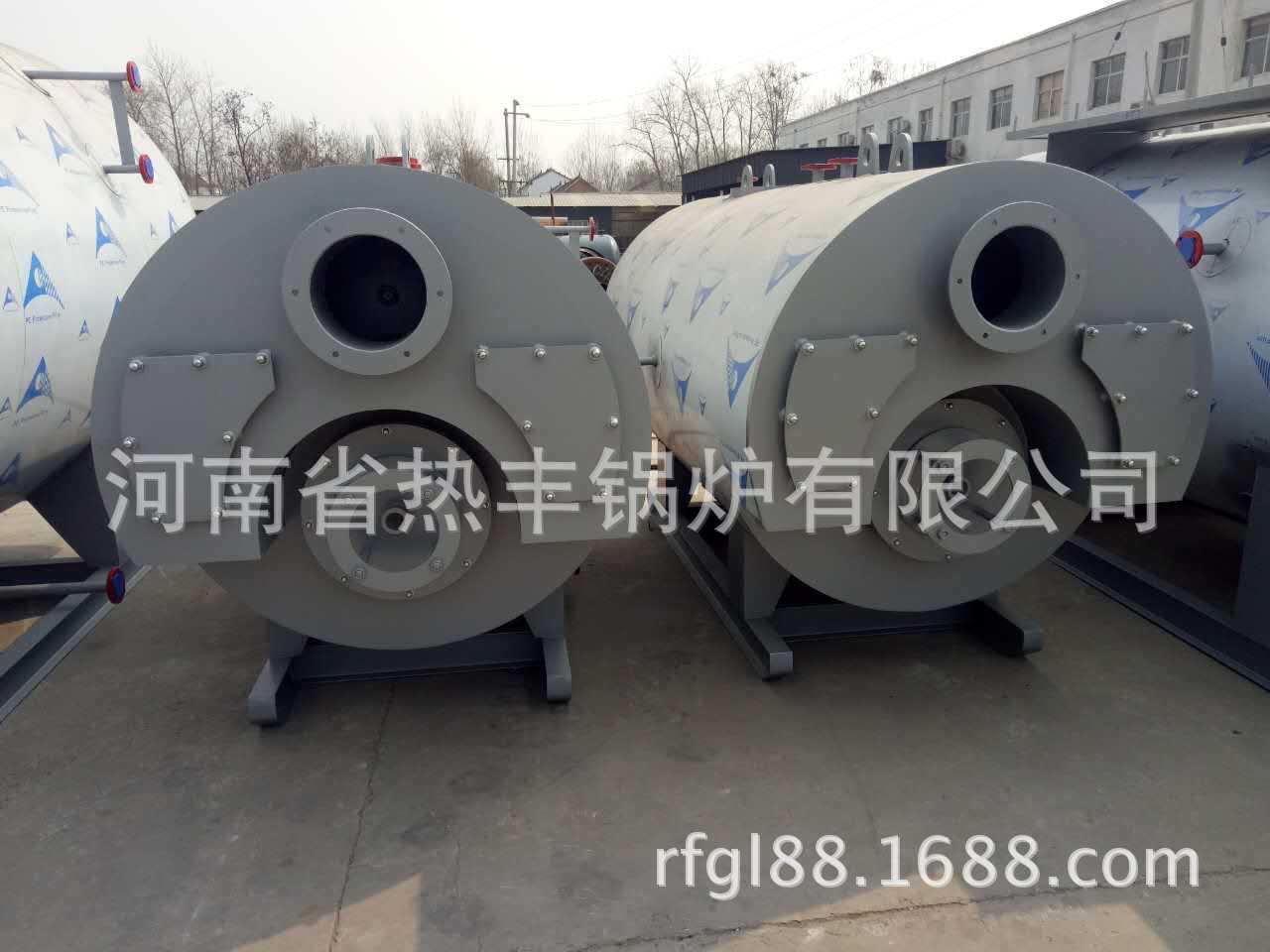 天津市2吨燃油热水锅炉厂家直销/专业承接燃油蒸汽锅炉安装示例图13