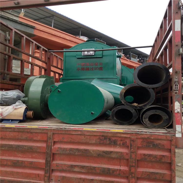 三台燃气蒸汽锅炉成本多少钱/3台4吨的燃气锅炉价格示例图17