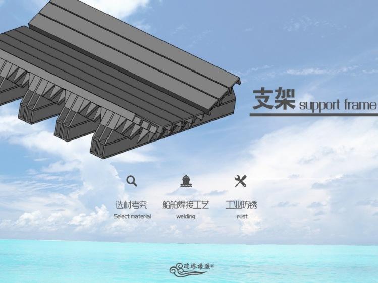 物料输送系统新型的缓冲床厂家生产的缓冲床质量好价格便宜示例图7