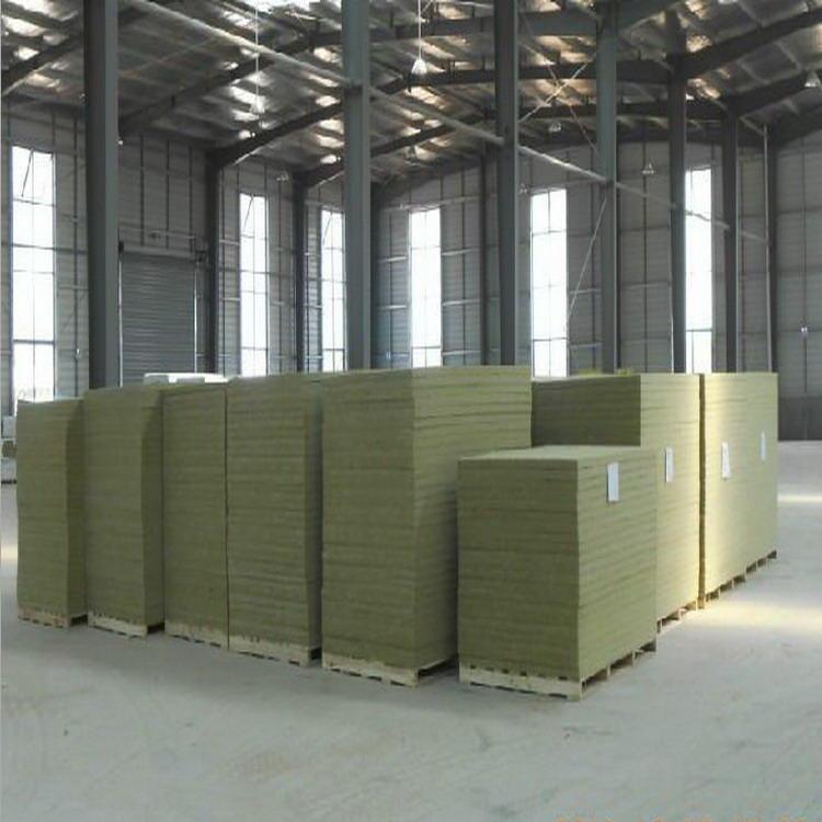 直销岩棉条-岩棉保温板-墙体屋顶隔热保温岩棉板厂家质量保障示例图8