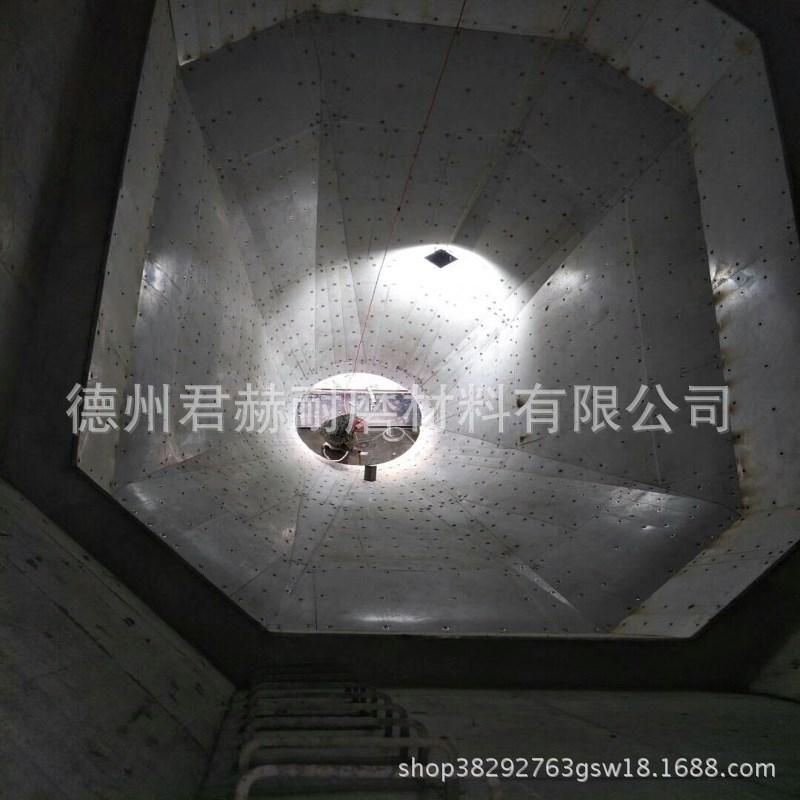 超高分子量聚乙烯耐磨衬板 高分子聚乙烯挡煤板 聚乙烯车厢滑板示例图7