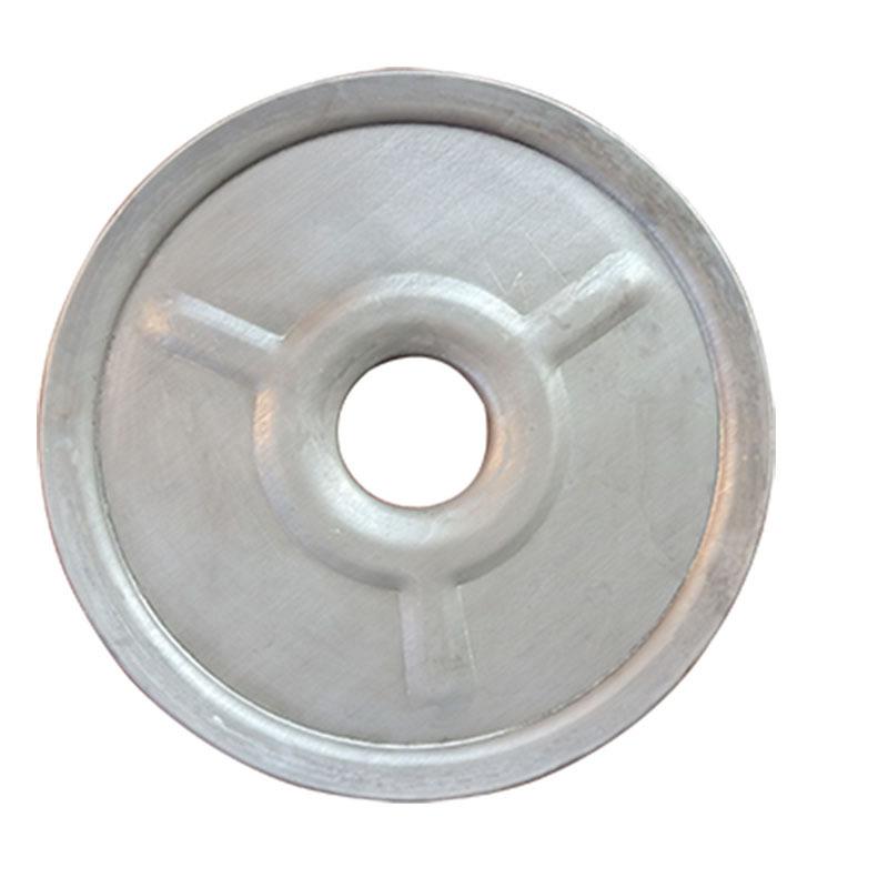 厂家直销大型机械专用大型双槽C型460旋压皮带轮尺寸精准示例图4