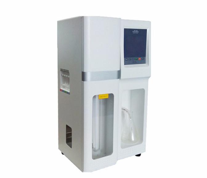 定氮蒸馏装置 CYKDN-DS全自动凯氏定氮仪 凯氏定氮法 微量定氮蒸馏器 川一仪器示例图3