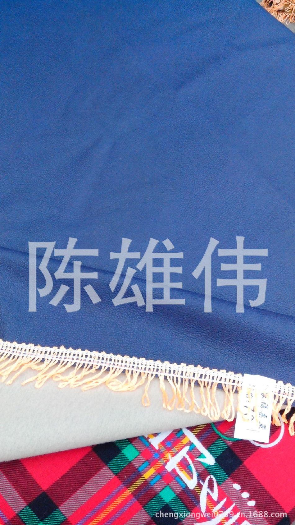 厂家供应皮革桌布 加厚皮子桌罩 皮子桌罩销售示例图3