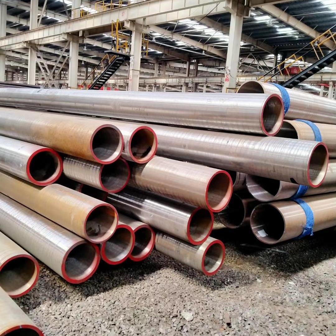 聊城無縫鋼管生產廠家  無縫管價格   鋼管供應   厚壁無縫鋼管實體  厚壁鋼管銷售 厚壁無縫管切割 非標無縫鋼管現貨