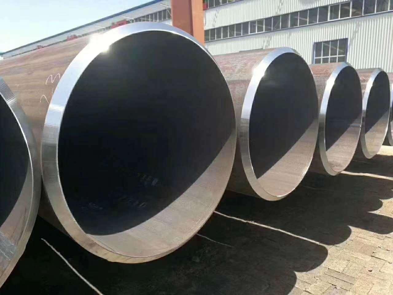 实体厂家 专业生产14年厚壁螺旋钢管厂家示例图2