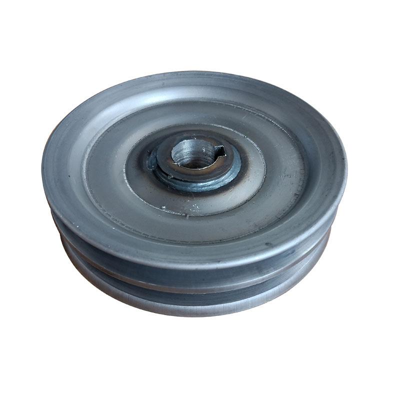 厂家直供双槽a型旋压皮带轮尺寸精准量大优惠示例图1