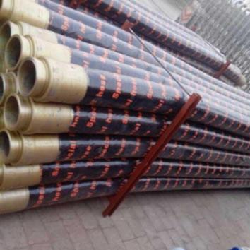 混凝土輸送膠管,6米80砼泵膠管,防爆砼泵膠管,