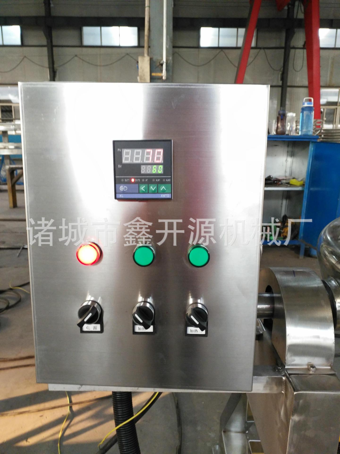 100L蒸汽加热夹层锅 不锈钢夹层锅 燃气夹层锅 电加热夹层锅示例图122
