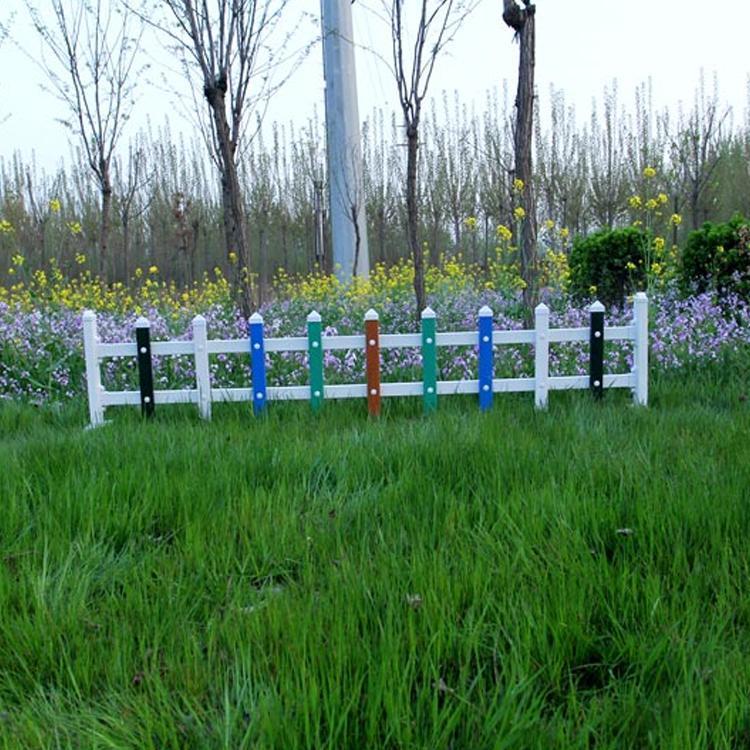 草坪乡村栅栏 塑料护栏 临时铁艺护栏网 云旭 交通路障设施