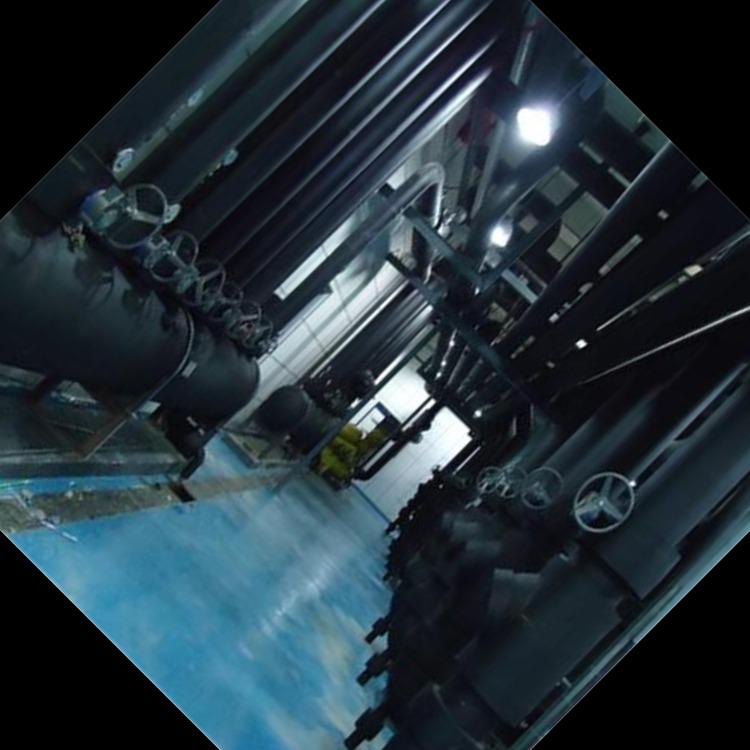 铝箔贴面橡塑管 橡塑管直销 橡塑保温管 应用范围