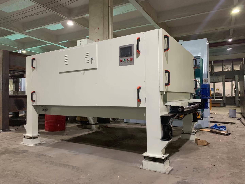亨力特20噸整體衛浴復合熱壓機自動輸送線,熱壓機尺寸非標可以定制示例圖6