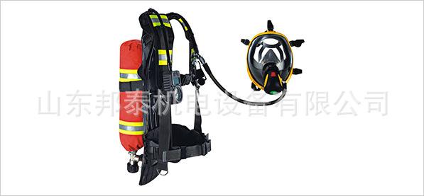 3C消防�J老三�o奈�C呼吸器配件RHZK6.8消防呼吸器面罩 救生器材全面罩示例�D13