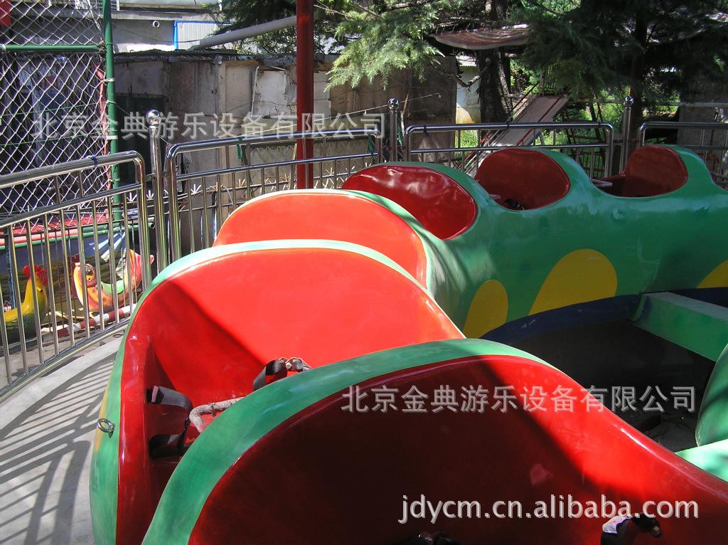 第2代蘑菇转盘 游乐设备 游艺机 游乐设施 北京游乐设备示例图14