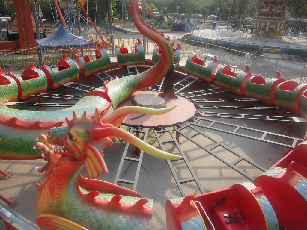 北京游乐设备厂直销新型游乐设施 摇头飞椅 室内外游乐设备示例图16