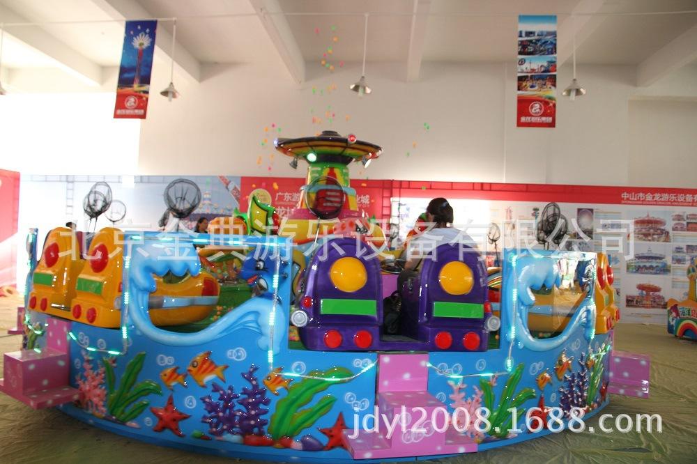 儿童游乐设备 亲子游乐设备 商场游乐设备 五彩魔幻球示例图1